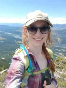 Hiking Mount Brisco
